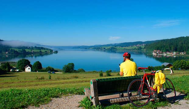 Hotel Le Lac - bike