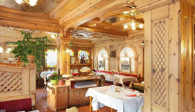 Hotel Le Lac - restaurant