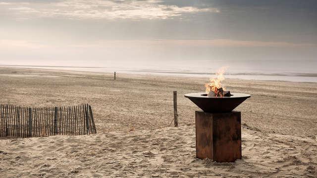 Uitwaaien aan de Zeeuwse kust en relaxen in de wellness (inclusief behandeling)