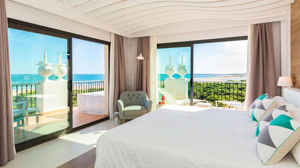 Balkon Met Jacuzzi : Romantisch weekend isla cristina met toegang tot thermen voor