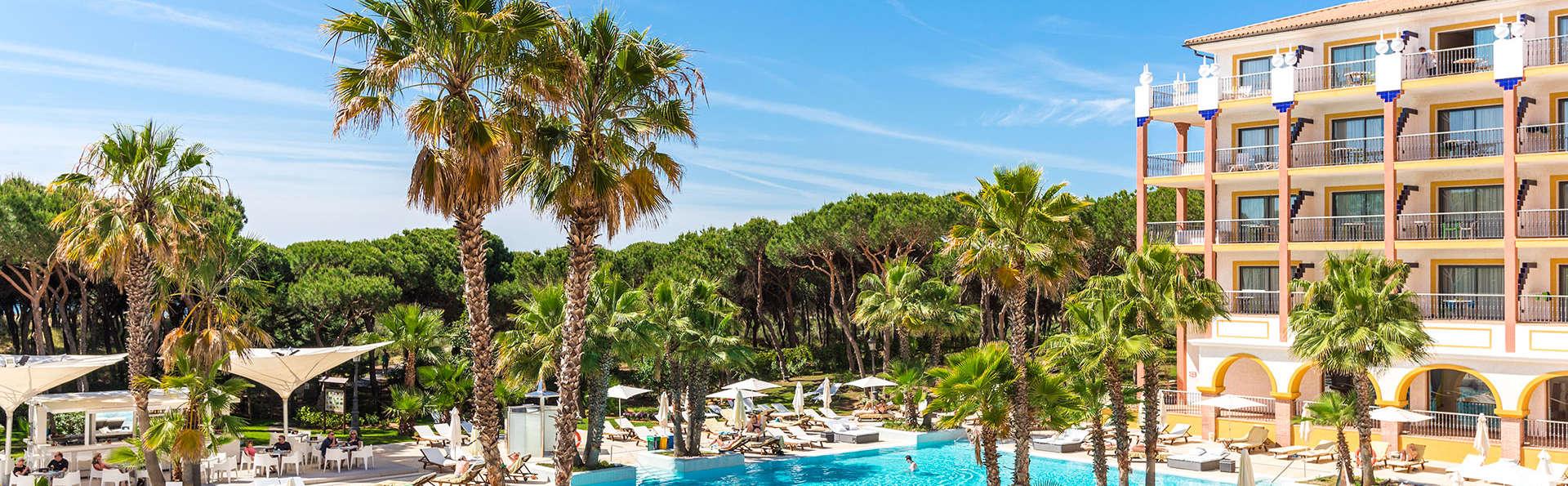 Vacaciones de lujo con Pensión Completa, Spa y privacidad con todas las garantías