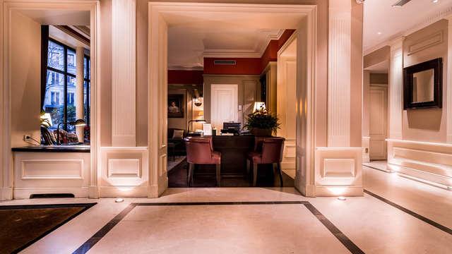 Hotel Le Lavoisier