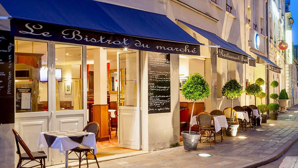 The Originals City, Hôtel Le Lion d'Or, Chinon (Inter-Hotel) - Edit_Front.jpg