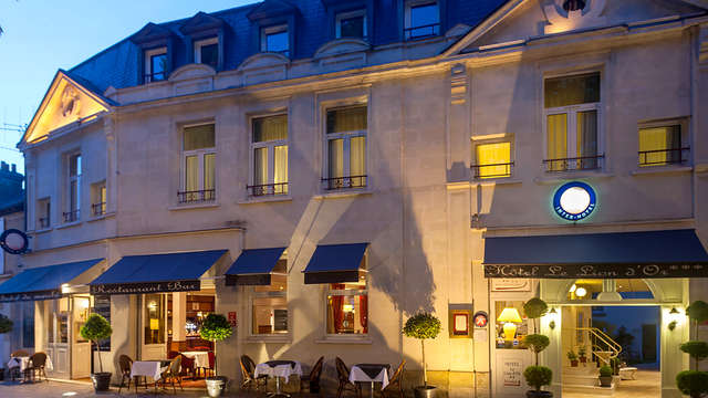 The Originals City Hotel Le Lion d Or Chinon Inter-Hotel