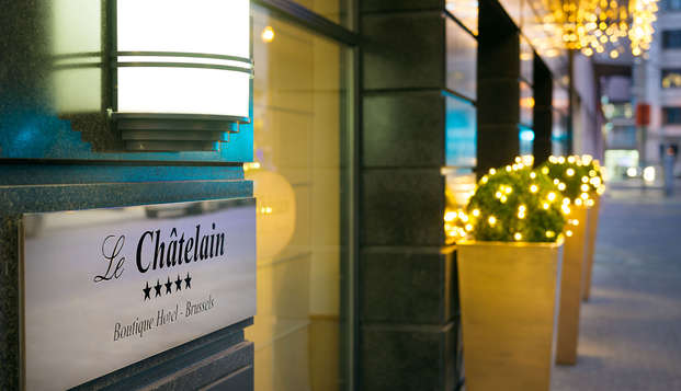 Hotel Le Chatelain - NEW entry