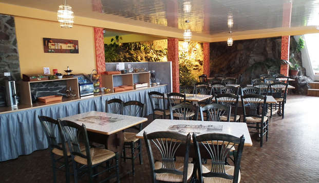 Hotel Le Moulin Neuf - restaurant