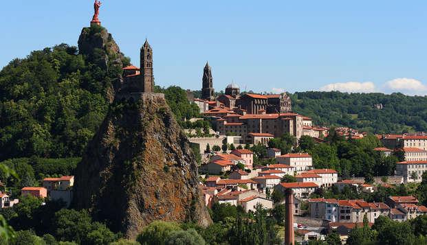 Week-end évasion en Auvergne