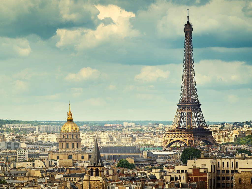 Séjour France - Parenthèse de modernité aux portes de Paris  - 3*