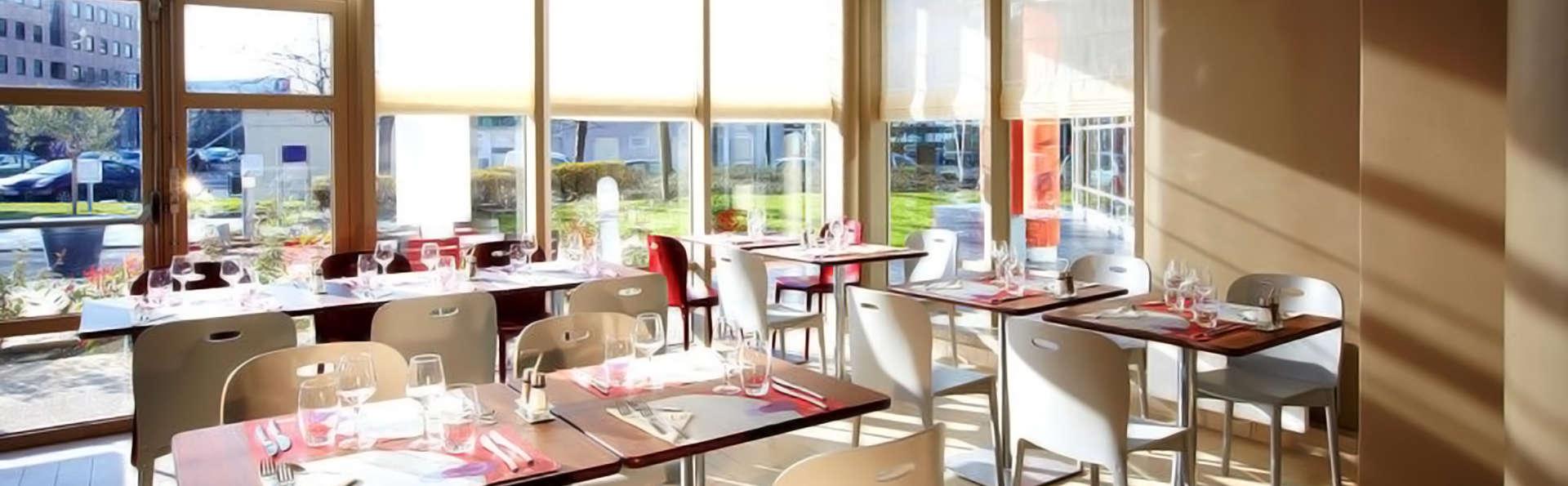 Dîner 3 plats dans un cadre moderne aux portes de Paris