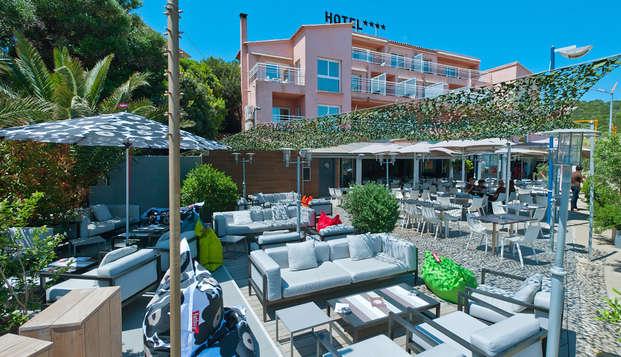 Hotel Le Golfe - Fachada