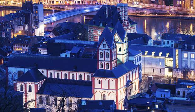 Escapade de rêve à Liège pour célébrer Noël