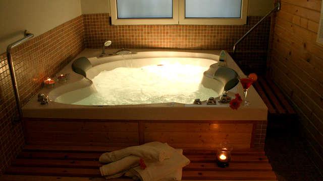 acceso a la zona de relax para 2 adultos