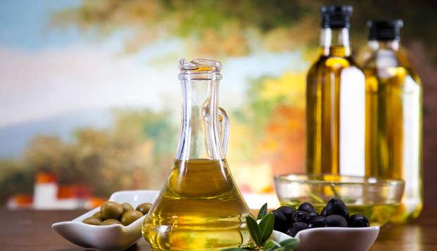 Descubre Salento: ¡Alójate en una finca típica y degusta aceites locales!