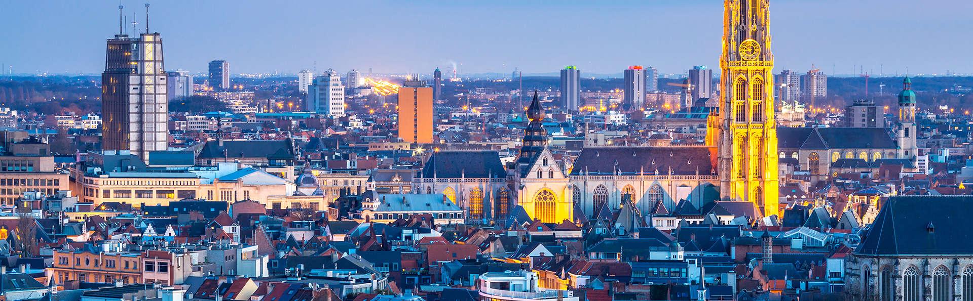 Verblijf dicht bij Antwerpen, perfect om te ontspannen!