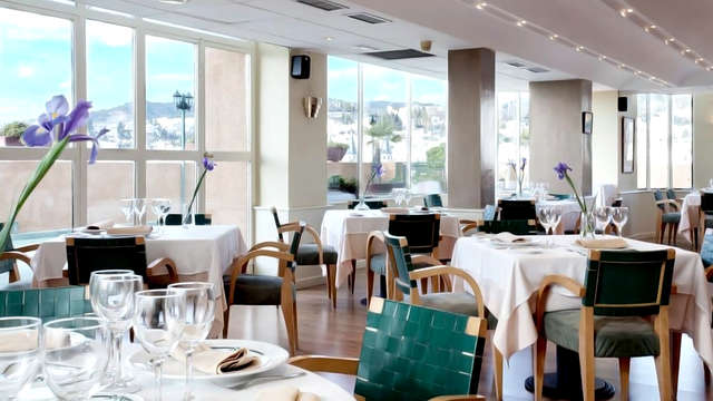 Ohtels San Anton - Restaurant