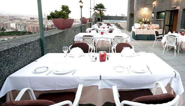Ohtels San Anton - Terrace