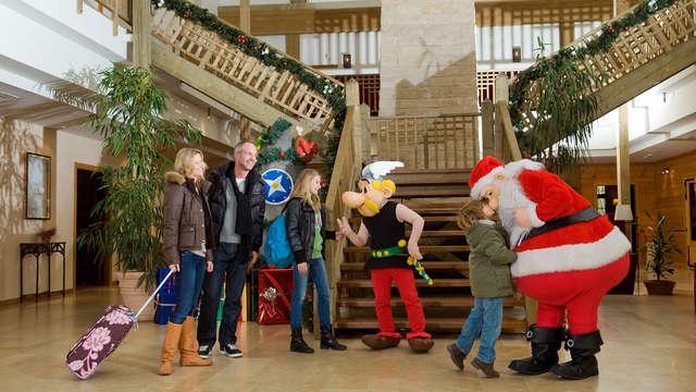 Familieweekend met 1 dag toegang tot Asterix Park