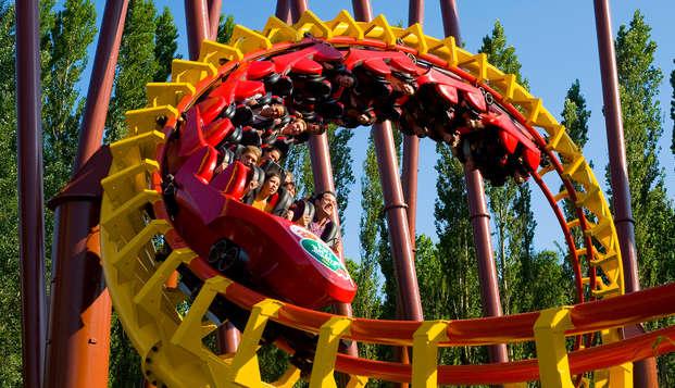Speciale aanbieding: weekend met toegang tot het Parc Astérix