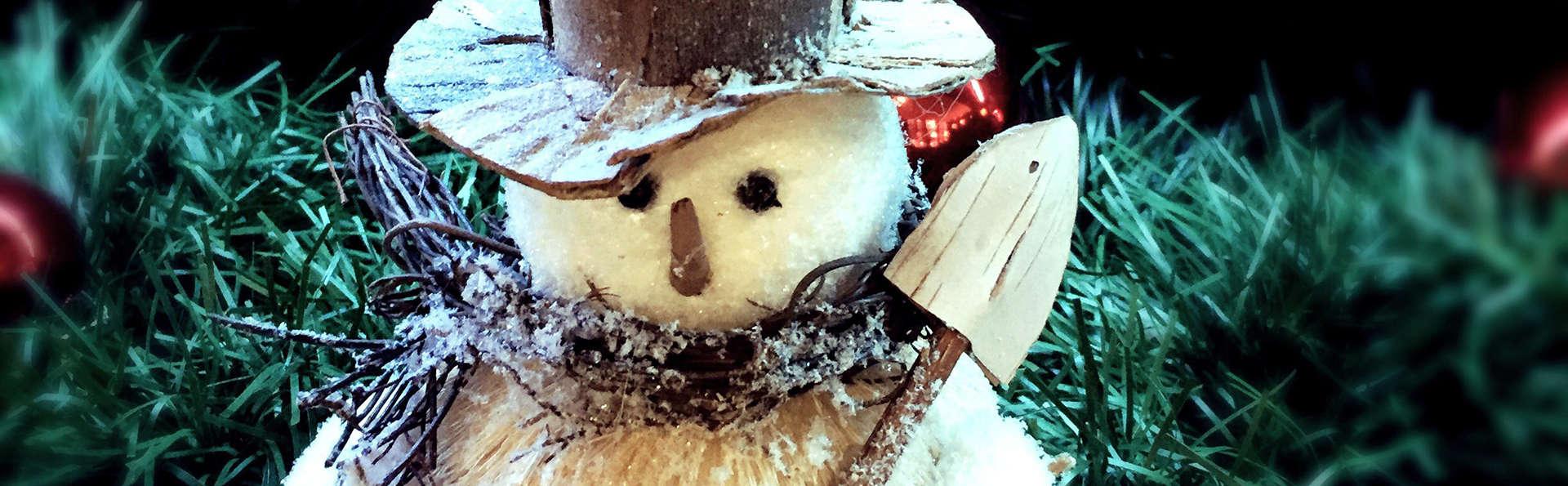 Spécial hiver dans la capitale avec vin chaud et marché de Noël