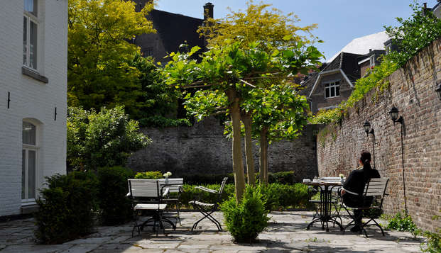Séjournez dans le célèbre Jekerkwartier à Maastricht (à partir de 2 nuits)