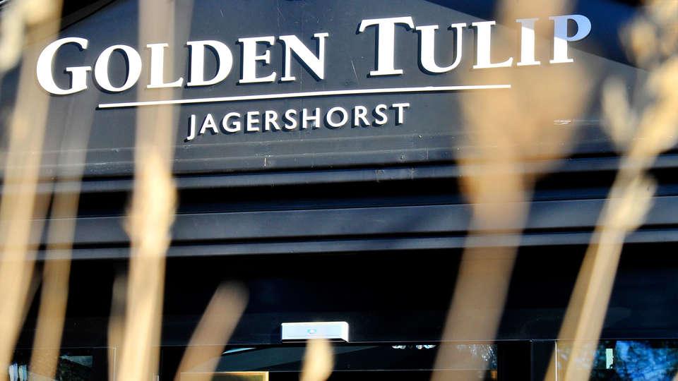 Fletcher Hotel-Restaurant Jagershorst-Eindhoven - EDIT_NEW_FRONT.jpg