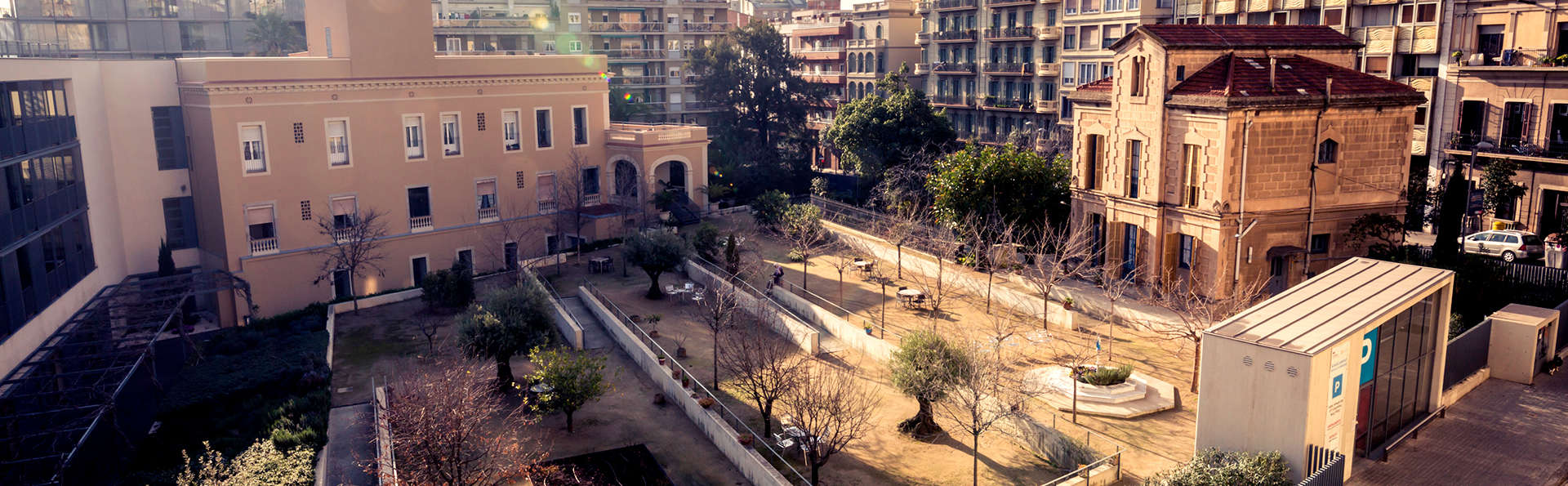 Descubre Barcelona en un hotel con encanto en Gràcia