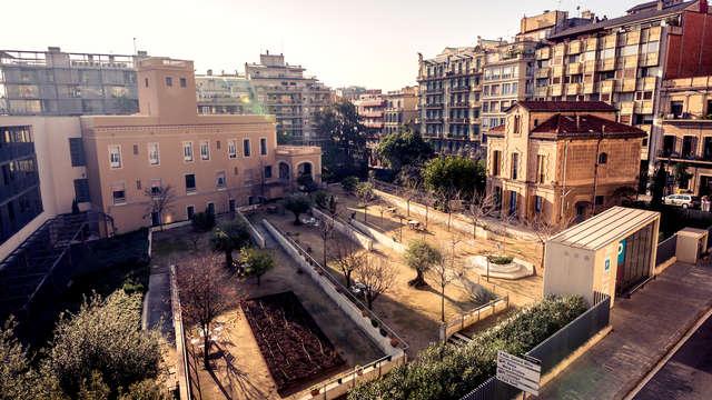 Nel cuore di Barcellona nell'affascinante quartiere Gracia