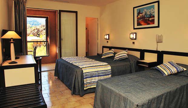 Hotel Le Subrini - chambre