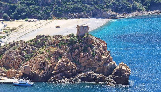 Weekend en Corse