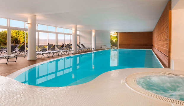 Dolce Fregate Provence - Indoor Pool -
