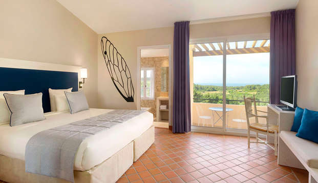 Dolce Fregate Provence - new Superior with Sea View Queen -