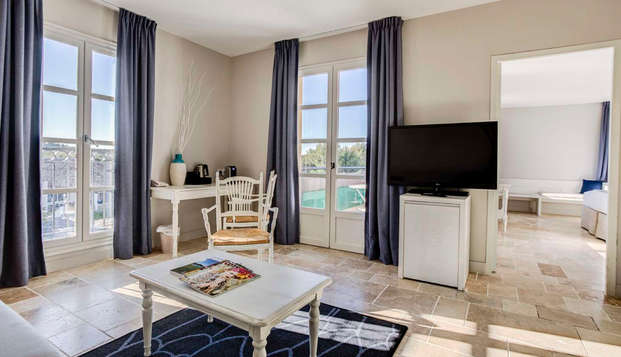 Dolce Fregate Provence - new Suite Junior