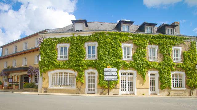 Week-end au cœur de la Mayenne