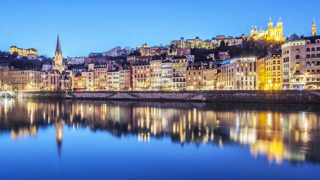 Week-end citytrip à proximité de Lyon