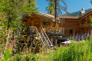Villa morelia 4 jausiers france for Reservation hotel paca