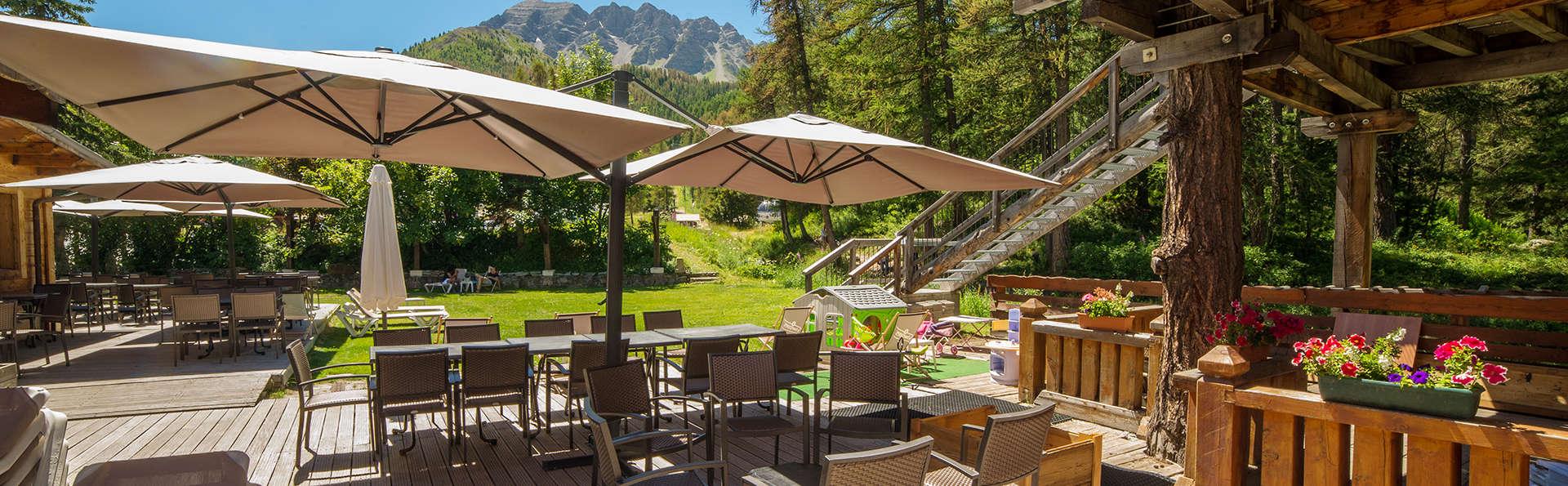 Week-end détente sous le soleil des Alpes du Sud