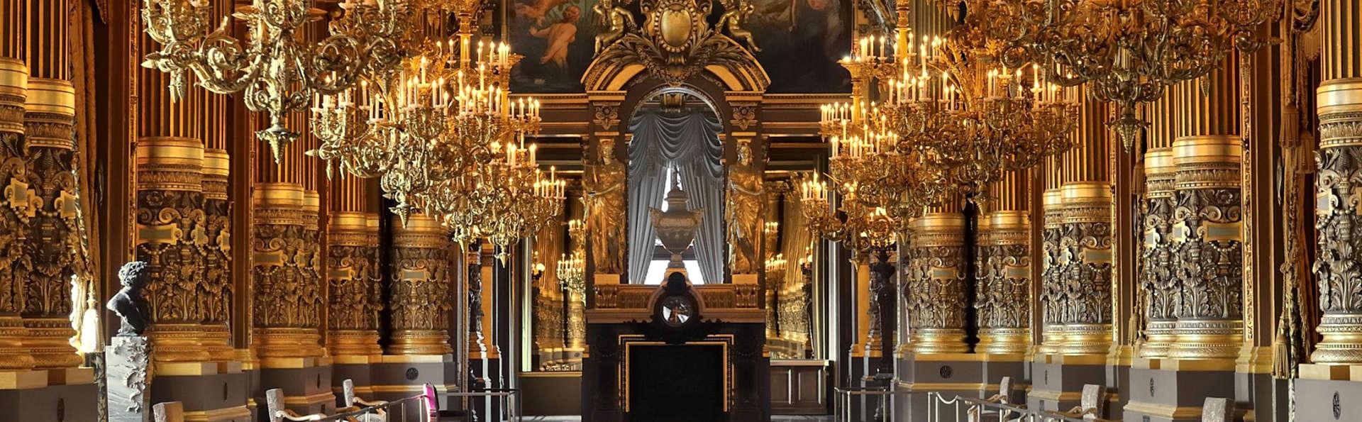 Week-end à Paris avec visite guidée de l'Opéra Garnier