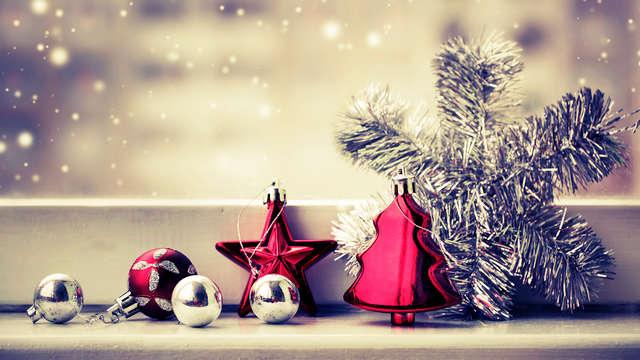Vrolijke Kerstdagen met culinaire hoogstandjes in het Zwarte Wood