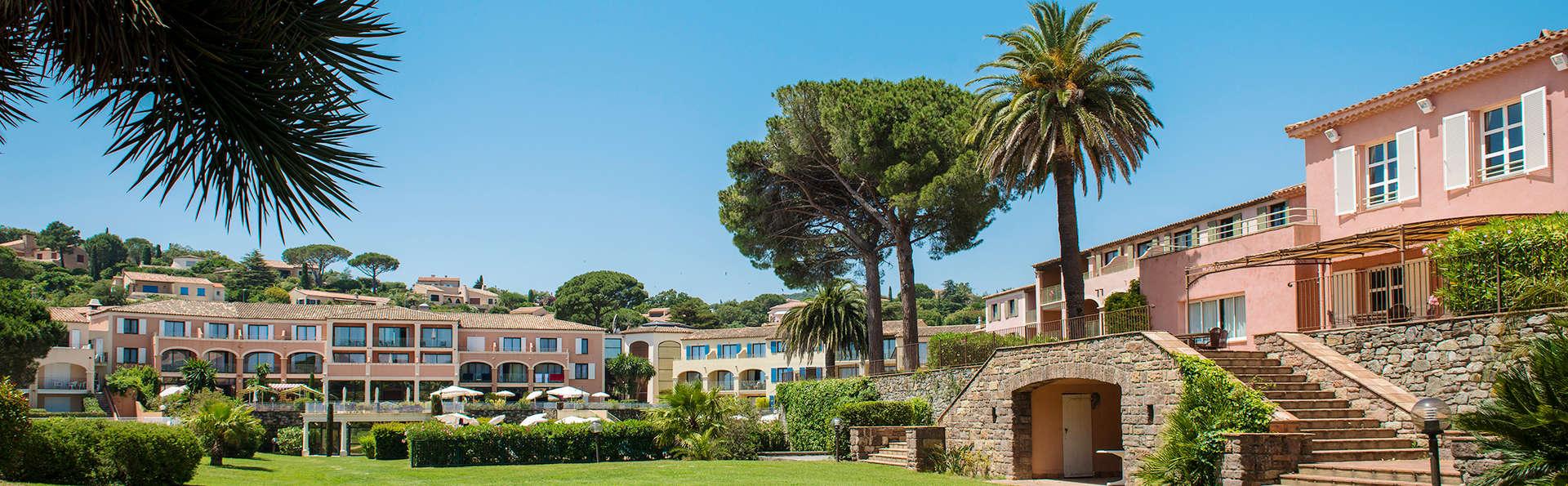 Week-end détente en famille à Sainte-Maxime