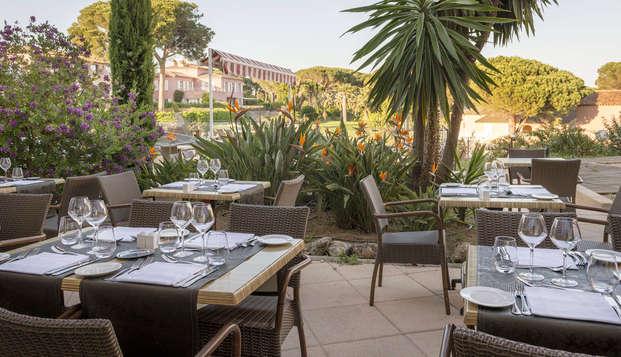 Escapada con cena en Sainte-Maxime