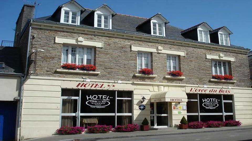 Hôtel l'Orée du Bois - Fouesnant - Edit_Front.jpg