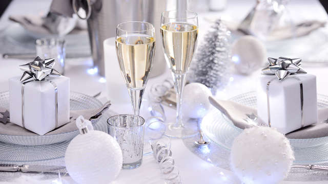 2 Coupes de champagne
