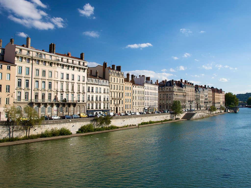 Séjour Rhône-Alpes - Week-end à Lyon  - 3*