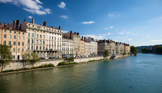 Week-end à Lyon