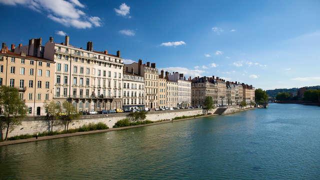 Escapada a Lyon