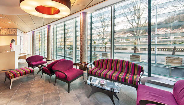 Hotel Lyon-Ouest - Lobby