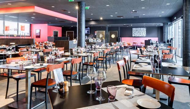 Hotel Lyon-Ouest - Restaurant