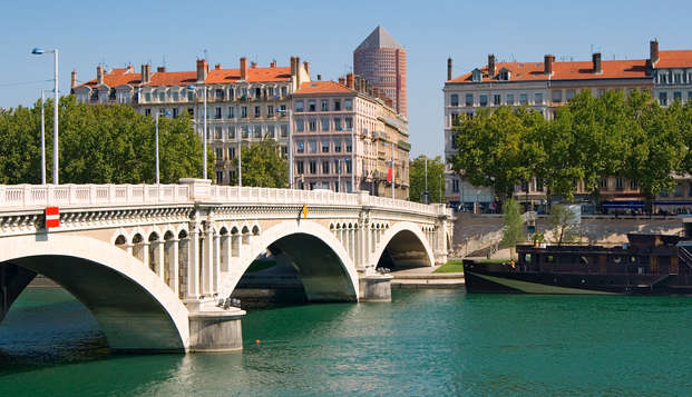 Hotel Lyon-Ouest - Destination