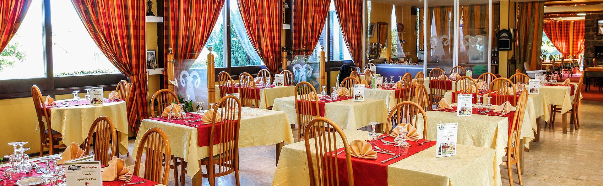 Voyage culinaire près des volcans d'Auvergne