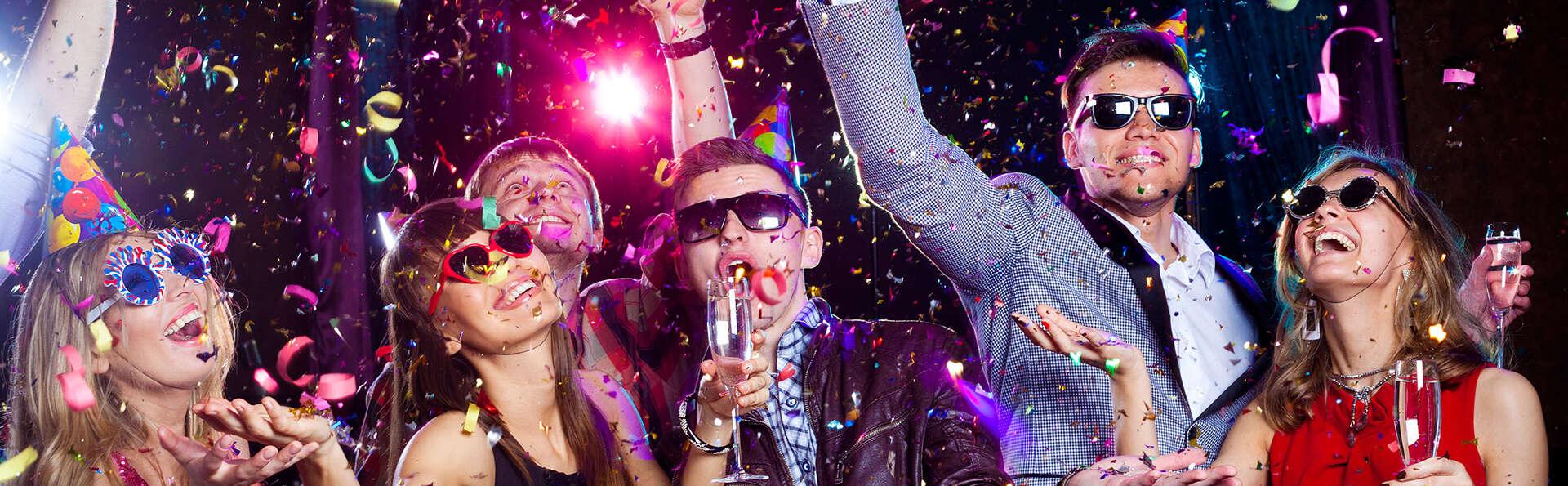 Célébrez un nouvel an gourmand avec une soirée dansante en bord de mer (à partir de 2 nuits)